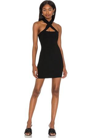 NBD Yvette Halter Dress in - . Size L (also in XS, S, M).