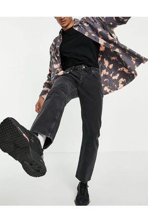 ASOS DESIGN Homem Jeans - Original fit jeans in washed black