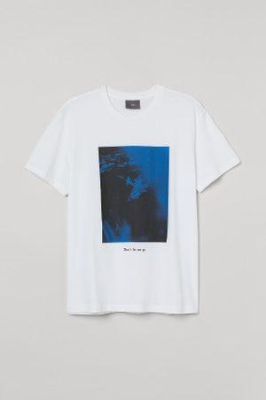 H&M T-shirt com motivo