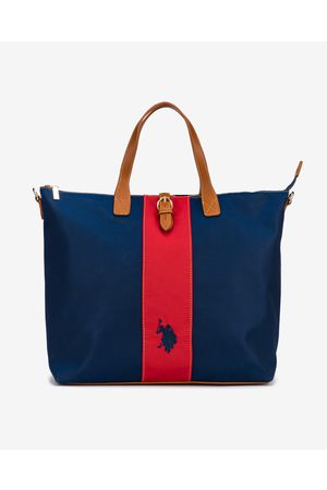 U.S. Polo Assn. Patterson Handbag Blue