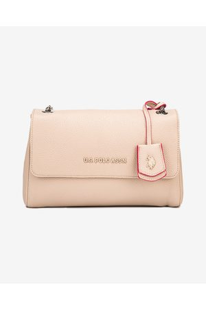 U.S. Polo Assn. Farfield Handbag Beige