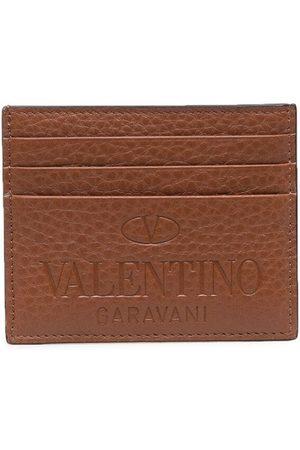 VALENTINO GARAVANI Homem Bolsas & Carteiras - Logo debossed cardholder