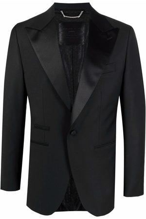 Philipp Plein Elegant single-button blazer