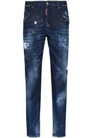 Dsquared2 Homem Slim - Skater slim-fit jeans