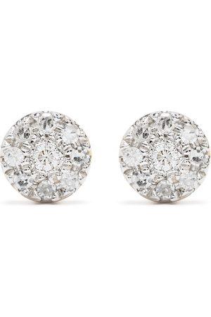 DJULA Homem Brincos - 18kt yellow diamond Target earrings