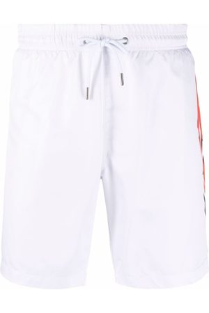 Philipp Plein Logo-print swimming shorts