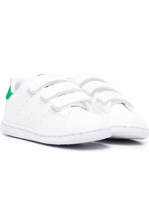 adidas Bebé Ténis - Touch-strap low-top sneakers