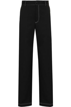 Commission Hybrid wide-leg trousers