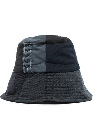 BY WALID Homem Chapéus - Shirting patchwork bucket hat