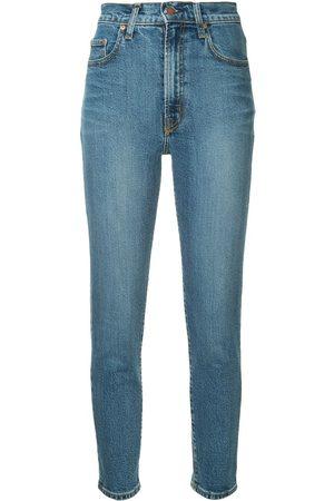 NOBODY DENIM Senhora Skinny - Frankie Jean Ankle Comfort jeans