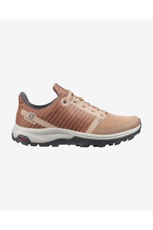Salomon Outbound Prism Sneakers Brown