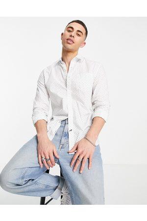 Pepe Jeans Homem Manga comprida - Avon long sleeve shirt-Multi