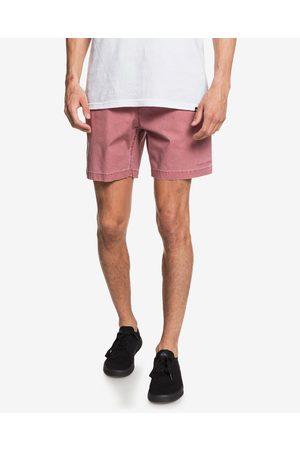 Quiksilver Homem Calções - Taxer Shorts Pink