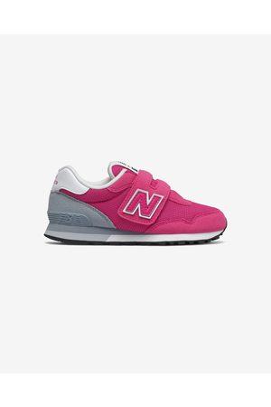 New Balance Menina Ténis - 515 Kids Sneakers Pink Grey