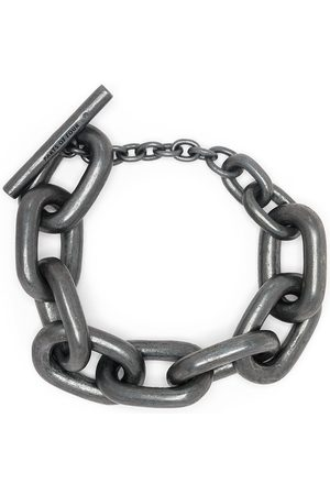 Parts of Four Pulseiras - Toggle Chain bracelet