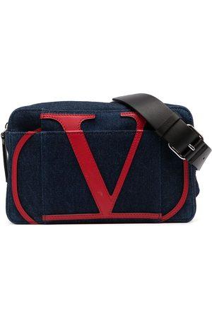 Valentino Garavani Homem Cintos - VLogo Signature belt bag