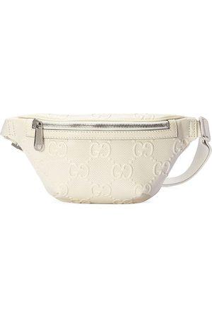 Gucci Homem Cintos - GG-embossed belt bag