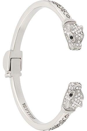 Nialaya Jewelry Panther embossed bangle