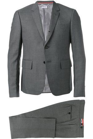 Thom Browne Homem Fatos - Slim-cut single-breasted suit