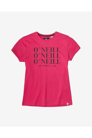 O'Neill All Year Kids T-shirt Pink