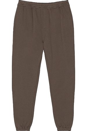Melrose Place Homem Calças - Gila Jogger in - Grey. Size L (also in S, M, XL, XXL).