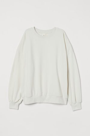 H&M Camisola sweat Relaxed Fit