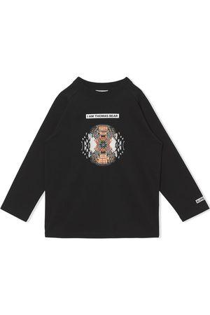 Burberry Montage-print sweatshirt