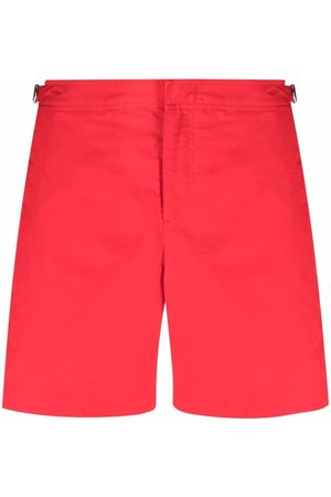 Orlebar Brown Homem Calções - Straight-leg shorts