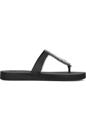 Giuseppe Zanotti Orsola leather thong sandals