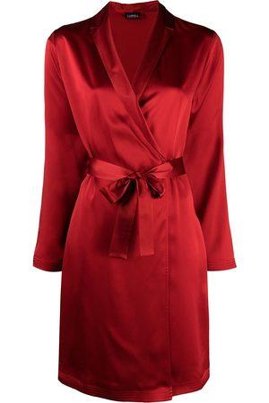 La Perla Senhora Roupões de Banho - Short silk robe