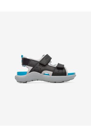 Camper Wous Kids Sandals Blue