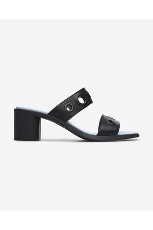Camper Meda Heels Black