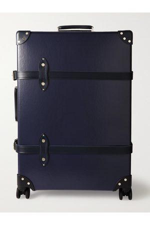 "Globetrotter Homem Trolleys & Malas de Viagem - Centenary 30 Leather-Trimmed Trolley Case"""
