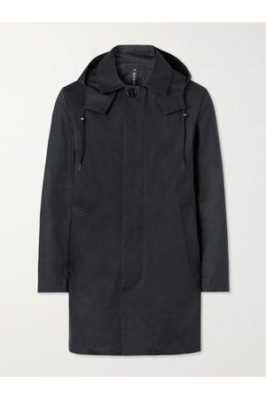 MACKINTOSH Cambridge Bonded Cotton Hooded Trench Coat