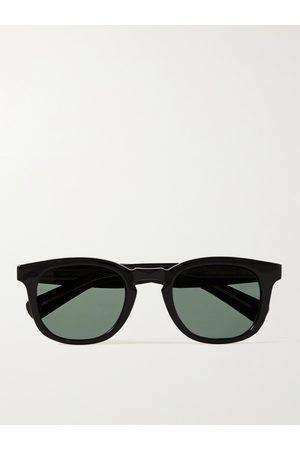 GARRETT LEIGHT CALIFORNIA OPTICAL Homem Óculos de Sol - Kinney X D-Frame Acetate Sunglasses