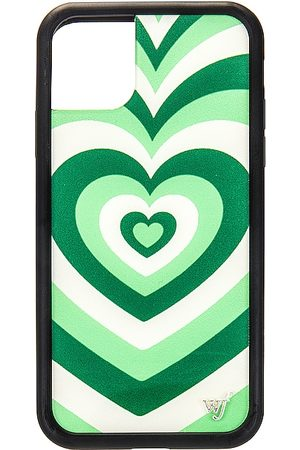 Wildflower IPhone 11 Case in - Green. Size all.