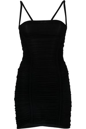 Dsquared2 Ruched fitted minidress