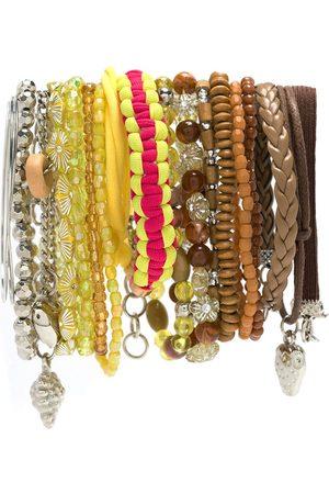 Amir Slama Set of bracelets