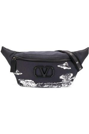 Valentino Garavani Homem Cintos - X Undercover Time Traveller belt bag