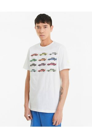 PUMA Statement T-shirt White