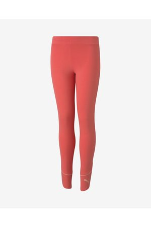 PUMA Alpha Kids Leggings Red