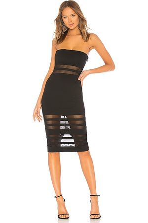 superdown Magdalena Tube Mesh Dress in - . Size M (also in XXS, XS, S).