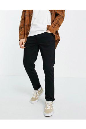ASOS Homem Slim - No fade black stretch slim jeans