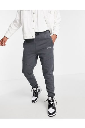 River Island Homem Joggers - Prolific joggers in grey