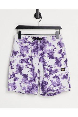 Dickies Homem Calções - Sunburg shorts in purple