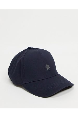 French Connection Bucket hat in marine-Blue