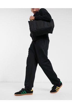 Weekday Standard Joggers in black
