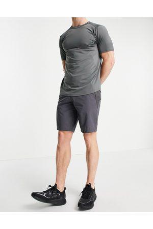 HUGO BOSS Athleisure Liem4 chino shorts-Grey