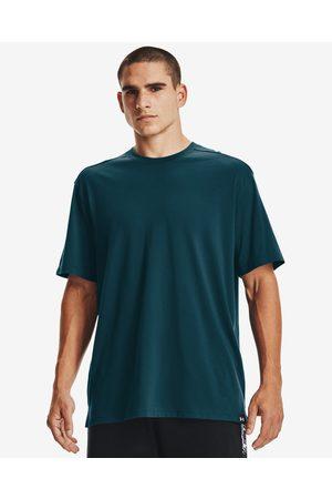 Under Armour Homem T-shirts & Manga Curta - Baseline Essential T-shirt Blue