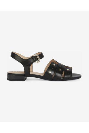 Geox Senhora Sandálias - Wistrey Sandals Black
